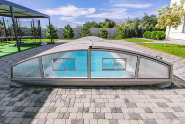 Swimming Pool Small Fiberglass Swimming Pool Design To Bring A i